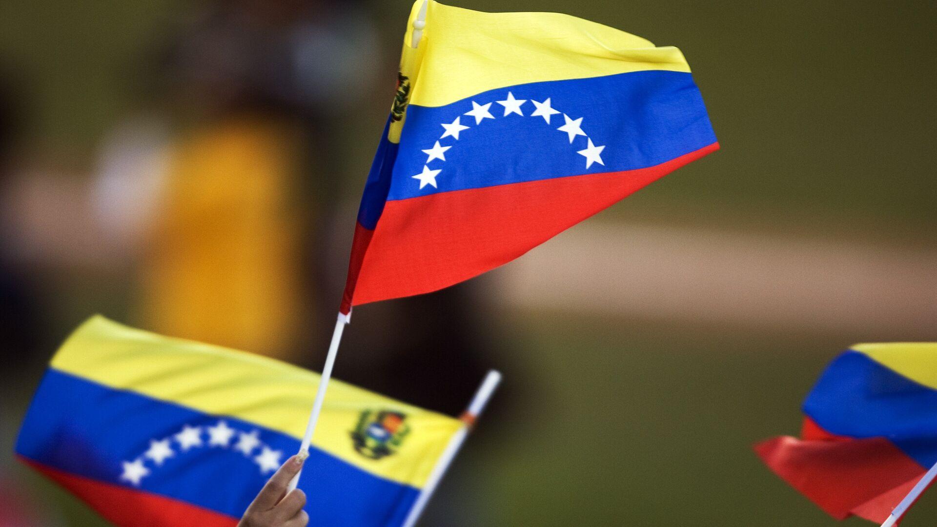 Banderas de Venezuela - Sputnik Mundo, 1920, 07.09.2021