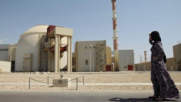 Planta Nuclear Bushehr, Irán - Sputnik Mundo