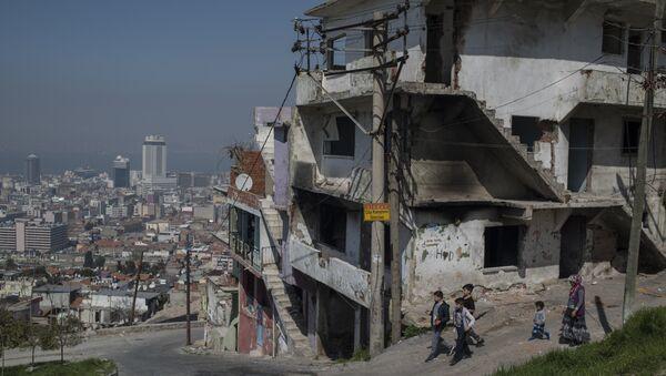 Así viven los refugiados sirios en Turquía - Sputnik Mundo