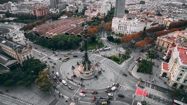 La ciudad de Barcelona - Sputnik Mundo