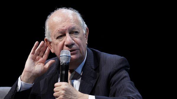 Ricardo Lagos, expresidente de Chile - Sputnik Mundo