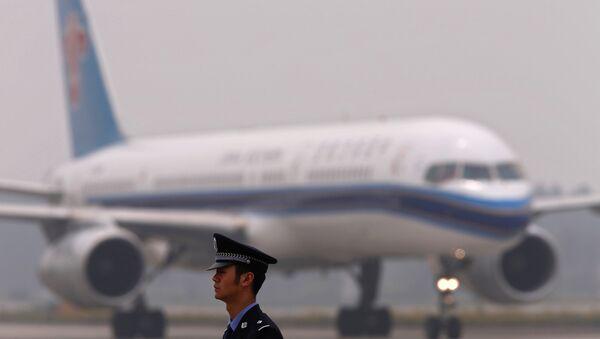 Avión de China Southern Airlines - Sputnik Mundo