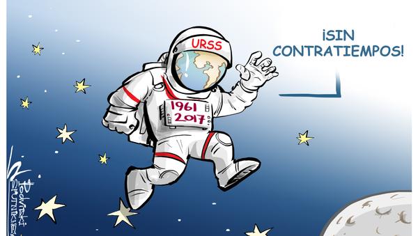 12 de abril, Día de la Cosmonáutica - Sputnik Mundo