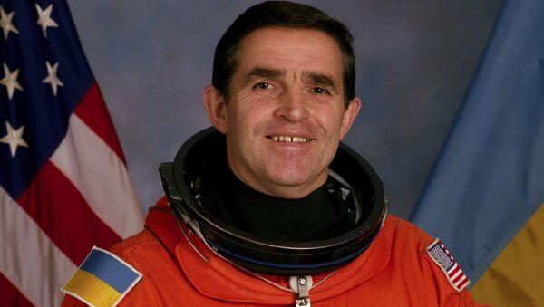Leonid Kadeniuk, cosmonauta ucraniano - Sputnik Mundo