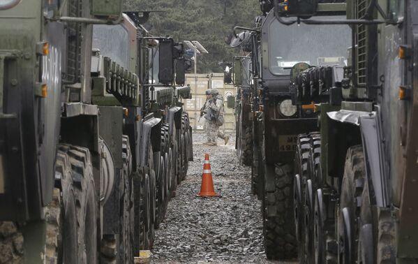 Las tensiones entre las Coreas se agravan - Sputnik Mundo