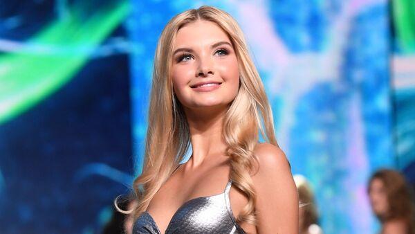 Финал конкурса Мисс Россия 2017 - Sputnik Mundo