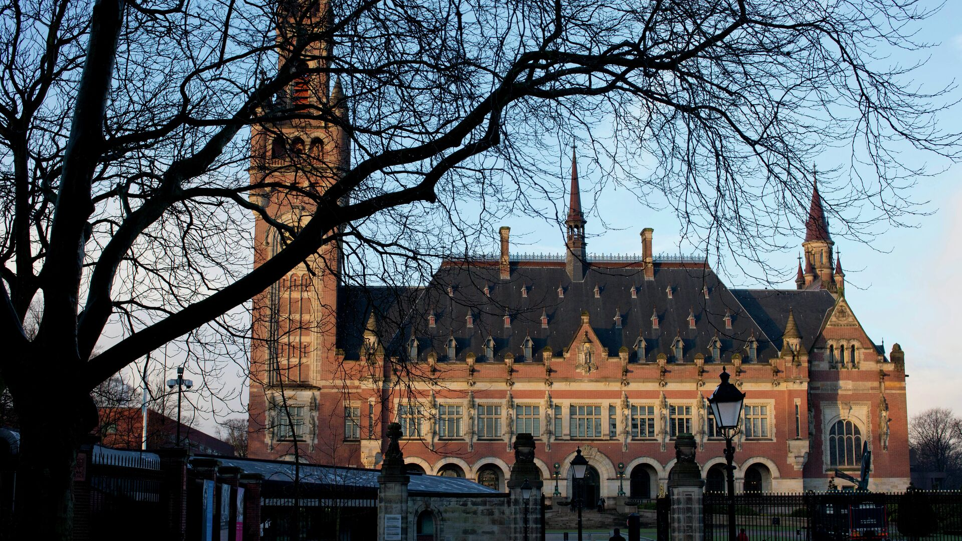 Corte Internacional de Justicia en la Haya - Sputnik Mundo, 1920, 25.09.2021