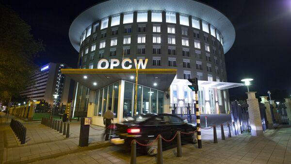 Sede de la Organización para la Prohibición de las Armas Químicas (OPAQ) - Sputnik Mundo