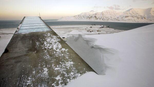 Archipiélago noruego de Svalbard - Sputnik Mundo