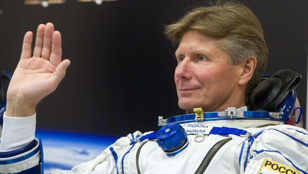 El cosmonauta ruso Guenadi Pádalka - Sputnik Mundo