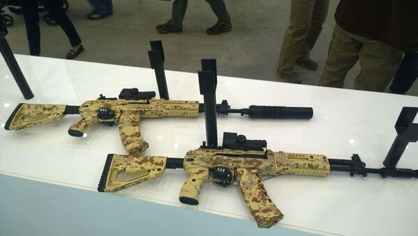 AK-15 and AK-12 - Sputnik Mundo