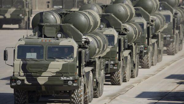 Los sistemas de misiles S-400 - Sputnik Mundo