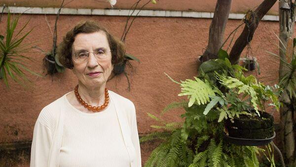 Anita Prestes, hija de Olga Benario y Luiz Carlos Prestes - Sputnik Mundo
