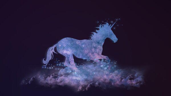 Un unicornio  - Sputnik Mundo
