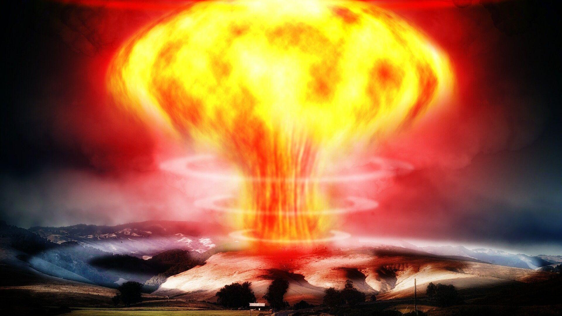 Una explosión nuclear (imagen referencial) - Sputnik Mundo, 1920, 04.08.2021
