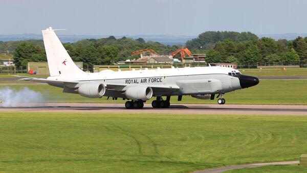 RC-135W británico - Sputnik Mundo