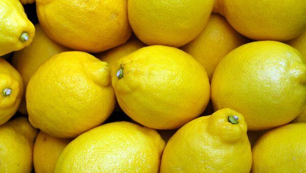 Limones (imagen referencial) - Sputnik Mundo