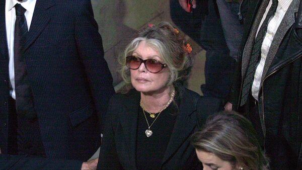 Brigitte Bardot (archivo) - Sputnik Mundo