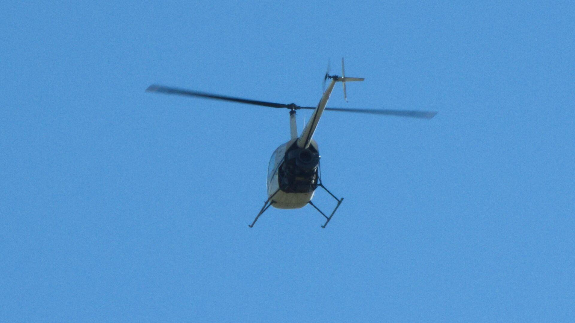 Helicóptero Robinson - Sputnik Mundo, 1920, 03.10.2021