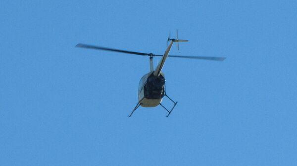 Helicóptero Robinson - Sputnik Mundo