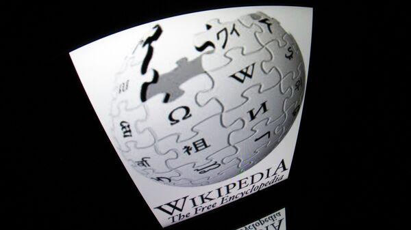 El logo de Wikipedia. - Sputnik Mundo