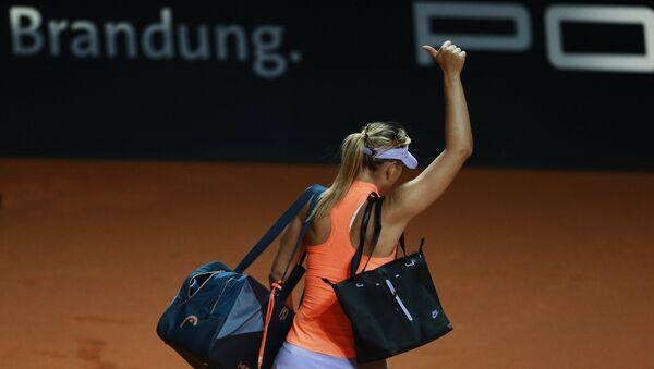 María Sharápova, la tenista rusa - Sputnik Mundo