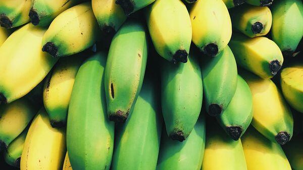 Plátanos (imagen ilustrativa) - Sputnik Mundo