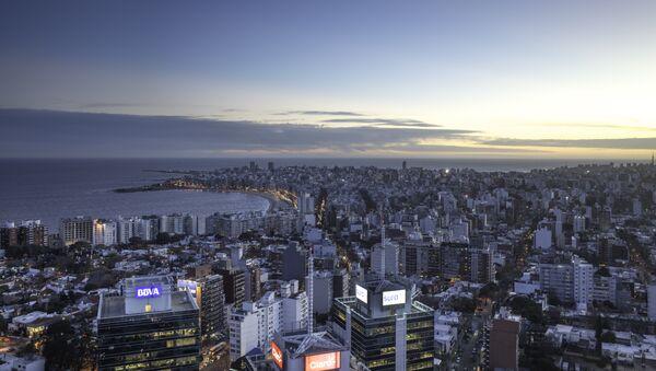 Montevideo, la capital de Uruguay - Sputnik Mundo