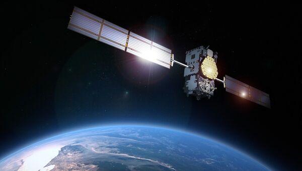 Un satélite (imagen referencial) - Sputnik Mundo