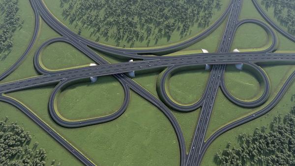 Autovía Tavrida - Sputnik Mundo