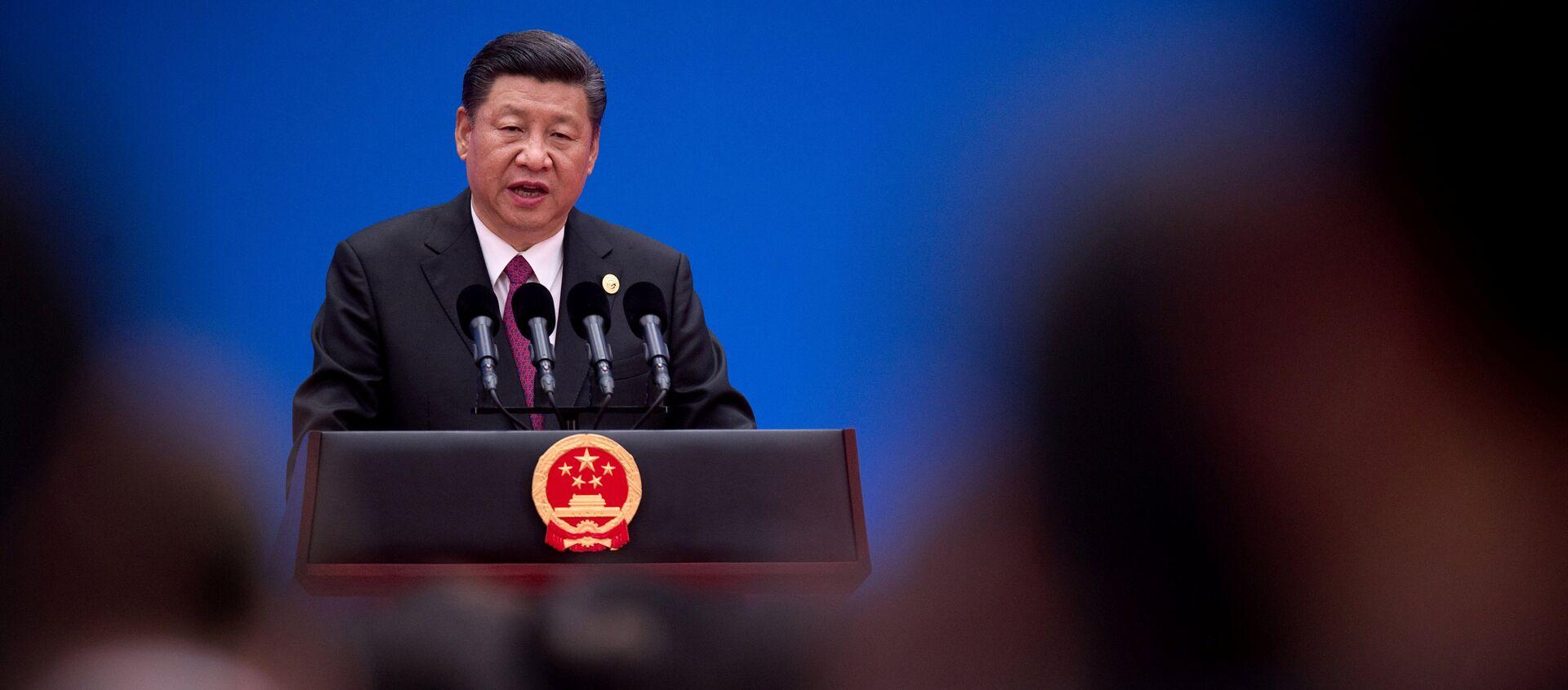 Xi Jinping, presidente de China - Sputnik Mundo, 1920, 19.11.2020