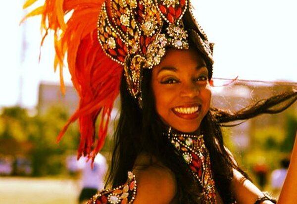 Maisa Claudia, bailarina y modelo cubana - Sputnik Mundo