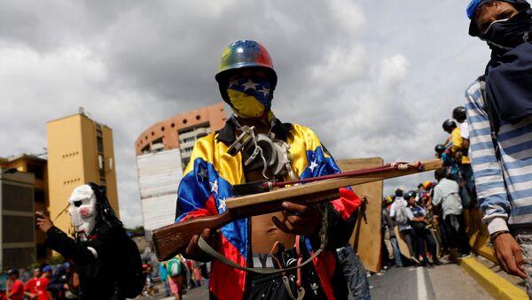 Oposición de Venezuela - Sputnik Mundo