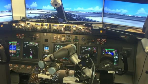 El sistema robótico, ALIAS - Sputnik Mundo