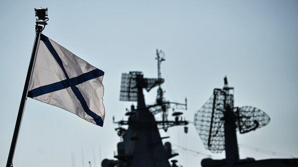 Los buques de la Flota del Mar Negro - Sputnik Mundo