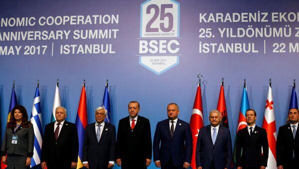 La cumbre de BSEC - Sputnik Mundo