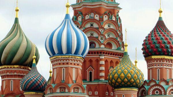 Catedral de San Basilio, Moscú - Sputnik Mundo