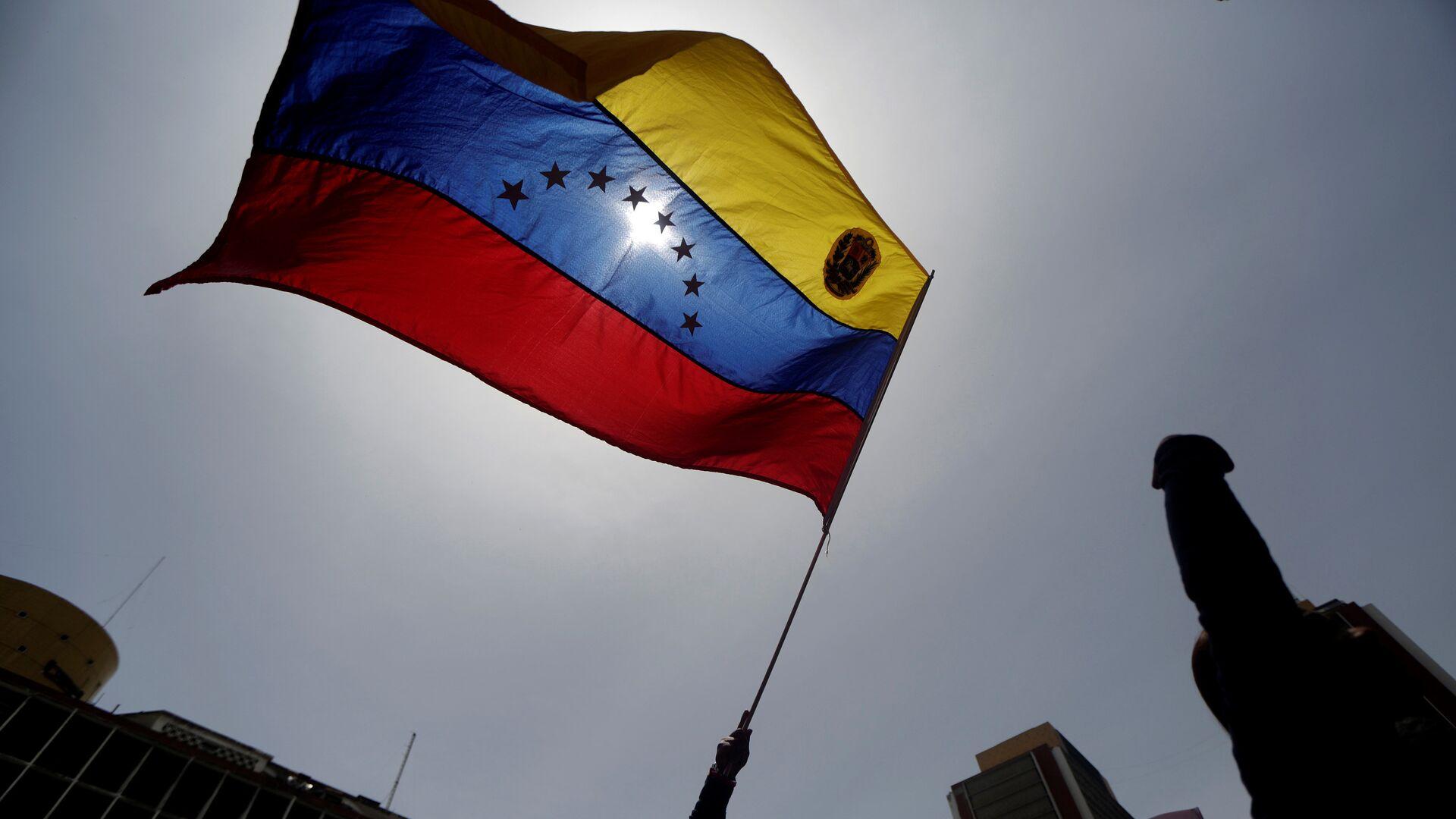 La bandera de Venezuela - Sputnik Mundo, 1920, 28.09.2021