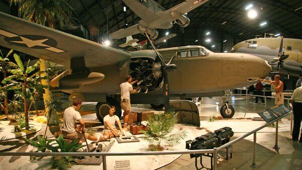 Douglas A-20 Havoc en el Museo del Aire en Dayton, Ohio - Sputnik Mundo