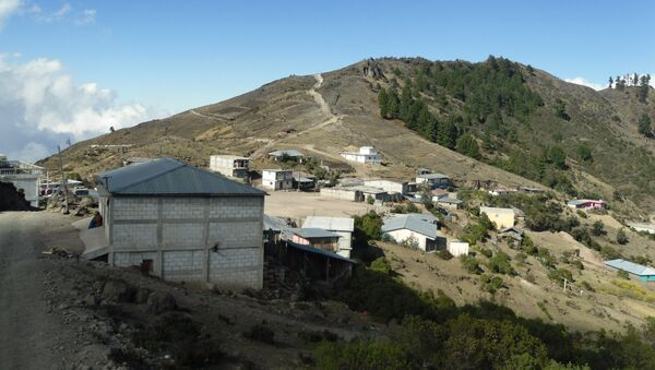 Departamento de San Marcos, Guatemala - Sputnik Mundo