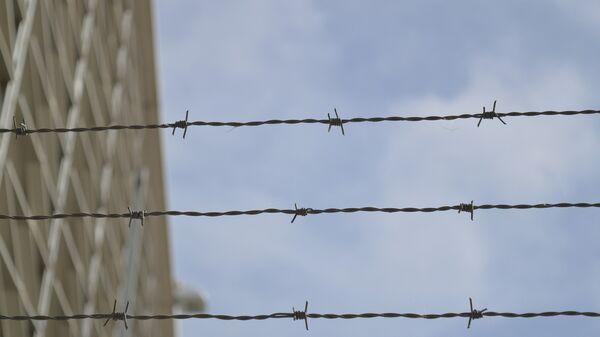 Una cárcel (imagen ilustrativa) - Sputnik Mundo