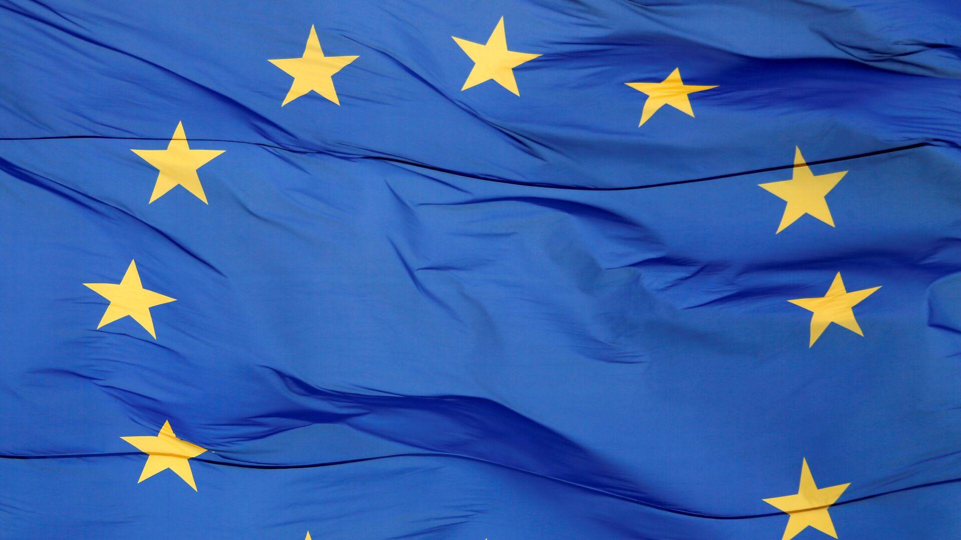 Bandera de la UE - Sputnik Mundo, 1920, 02.08.2021