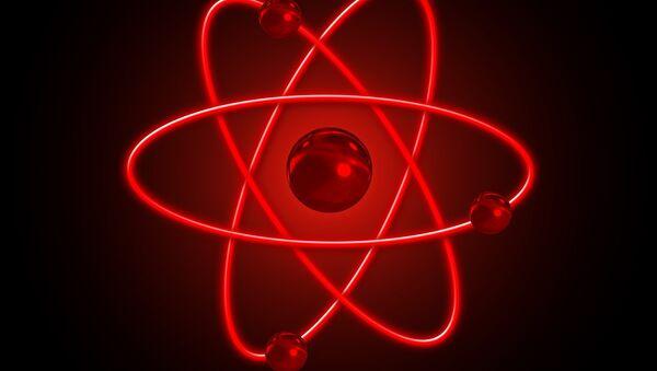 Átomo (imagen referencial) - Sputnik Mundo
