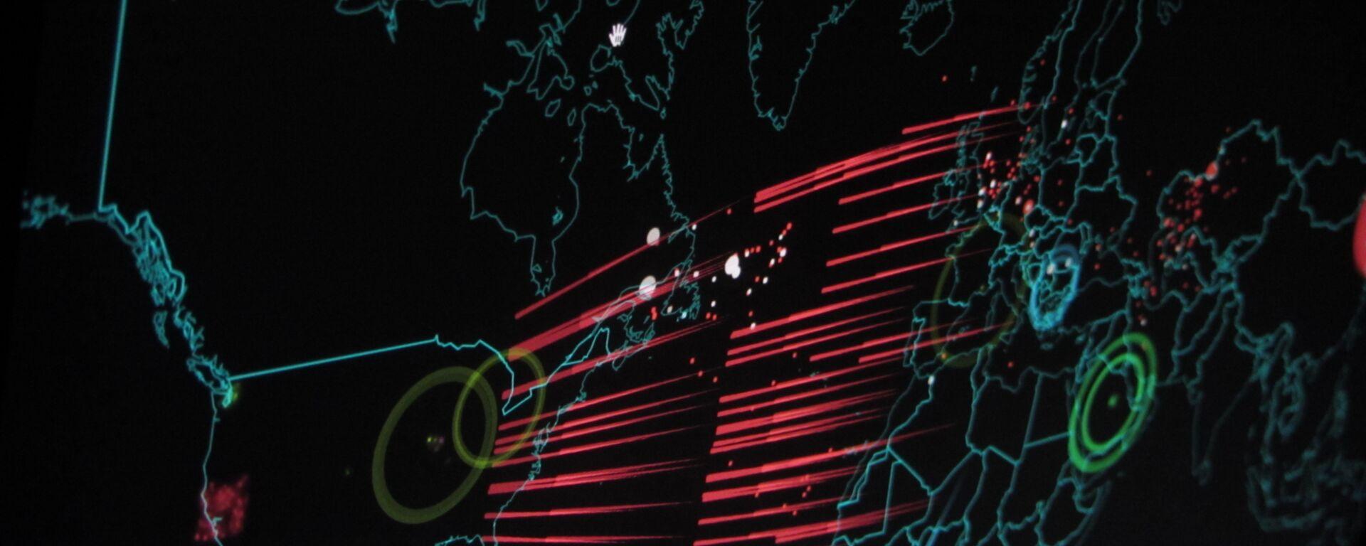 Ciberataques (imagen referencial) - Sputnik Mundo, 1920, 16.01.2021
