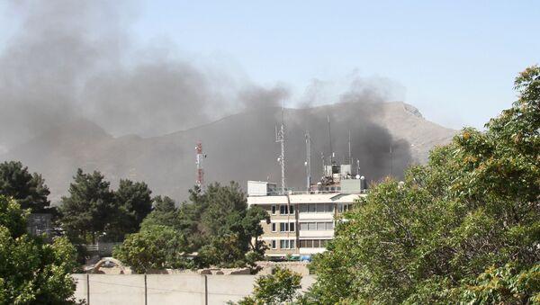Explosión en Kabul - Sputnik Mundo