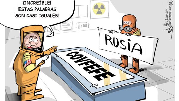 ¿Trump envía una señal secreta a los rusos? - Sputnik Mundo
