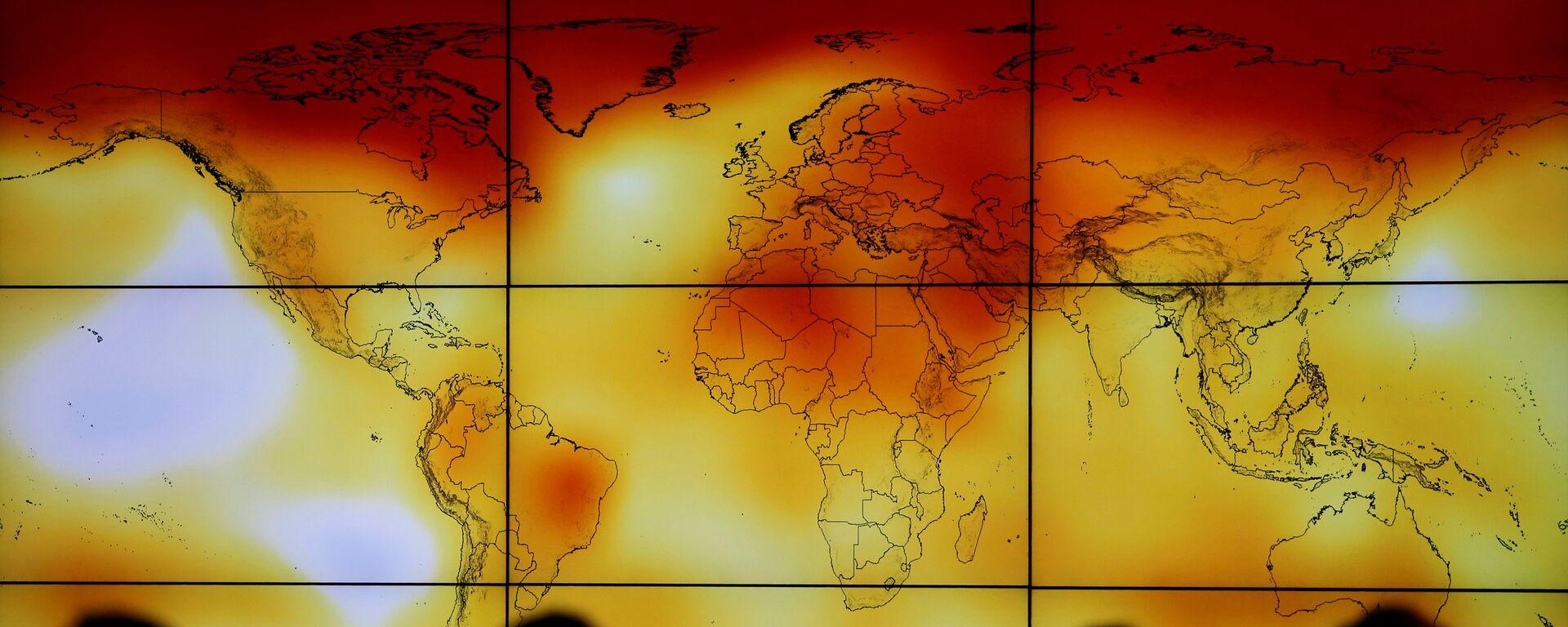 El cambio climático (imagen referencial) - Sputnik Mundo, 1920, 17.11.2020