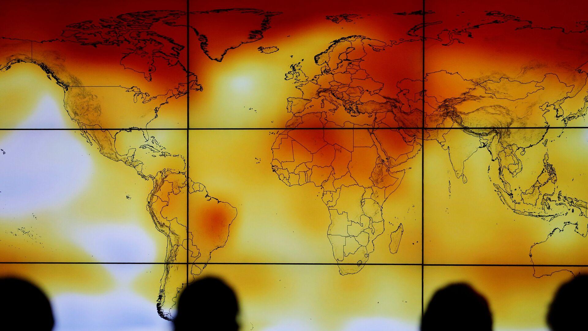 El cambio climático (imagen referencial) - Sputnik Mundo, 1920, 20.09.2021