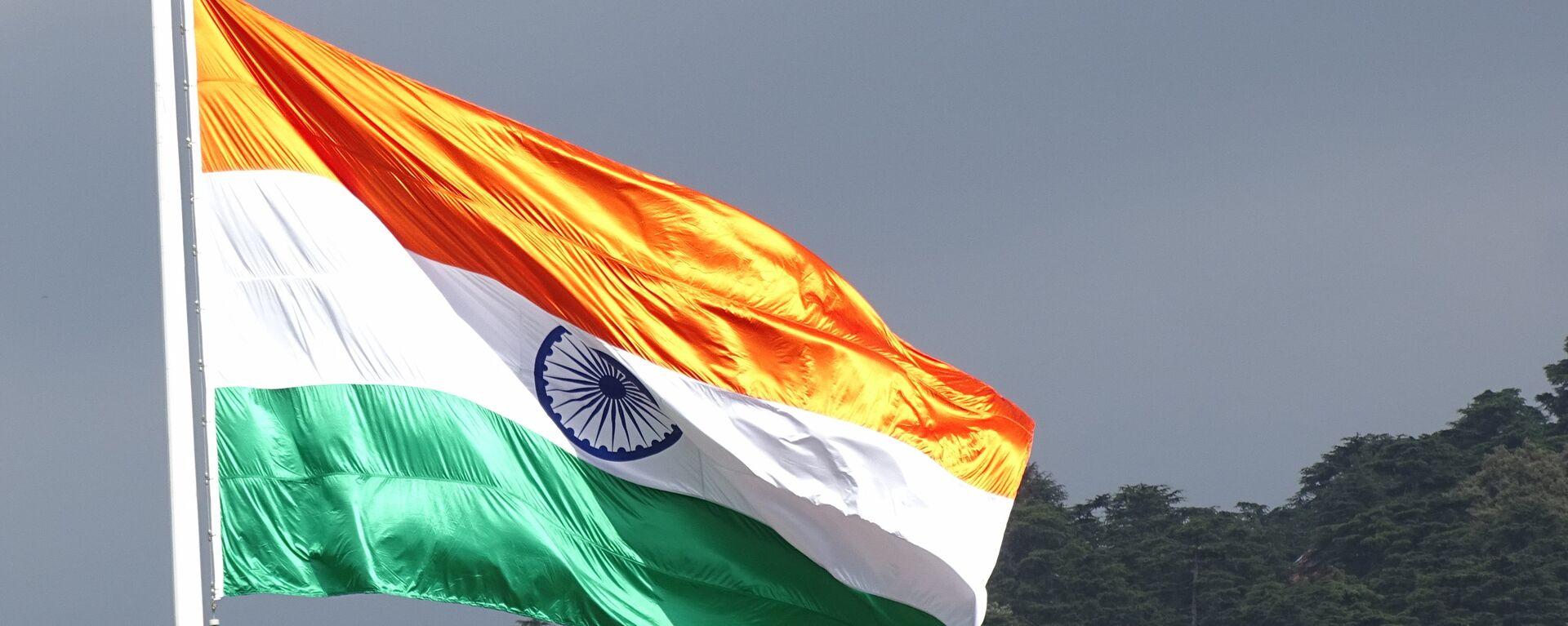 Bandera de la India - Sputnik Mundo, 1920, 06.09.2021