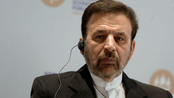 Mahmud Vaezí, ministro iraní de Comunicaciones y Tecnologías de la Información - Sputnik Mundo
